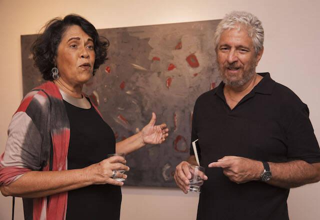 Eliana Caruso e Frederico Mendes