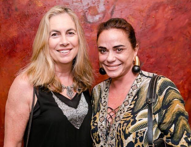 Gabriela Ezcurra e Beatriz Kuhn