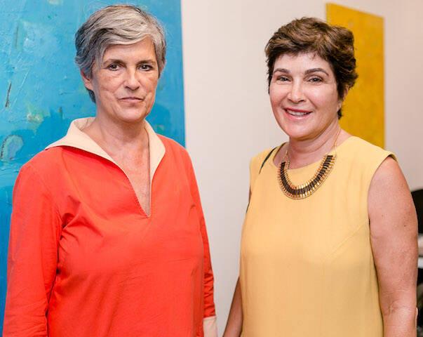 Renée Castelo Branco e Nina Braga