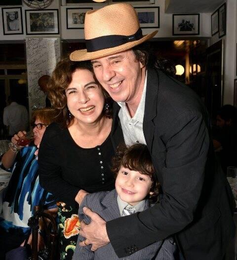 Denise Bandeira, Geraldinho e Vinícius Carneiro