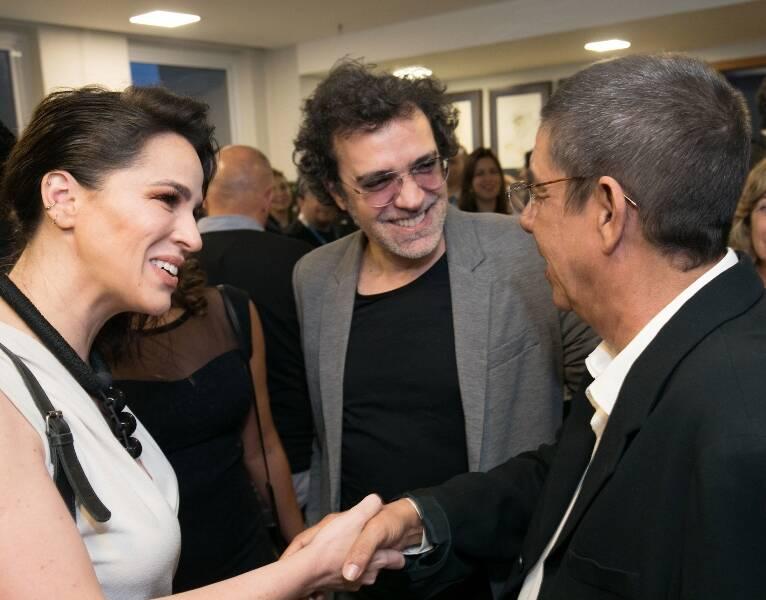 Dani Bracher, Paulinho Moska e Zeca Pagodinho
