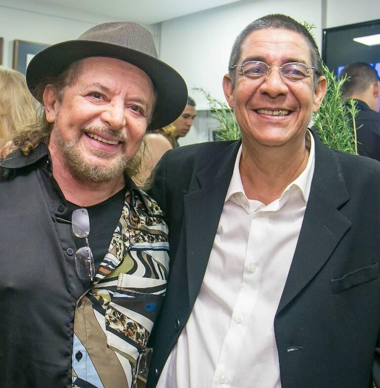 Geraldo Azevedo e Zeca Pagodinho