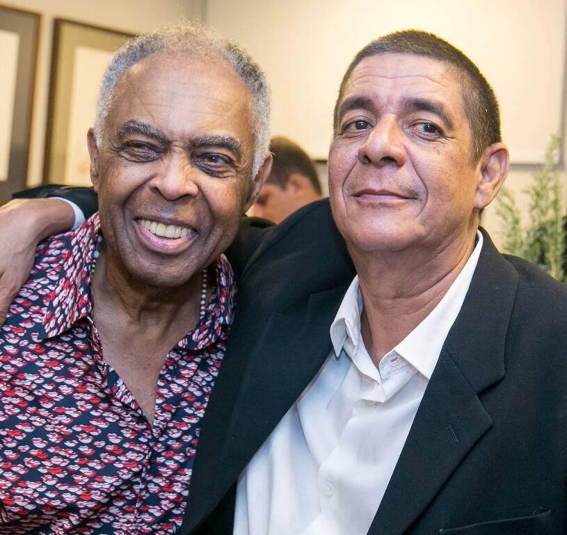 Gil e Zeca Pagodinho