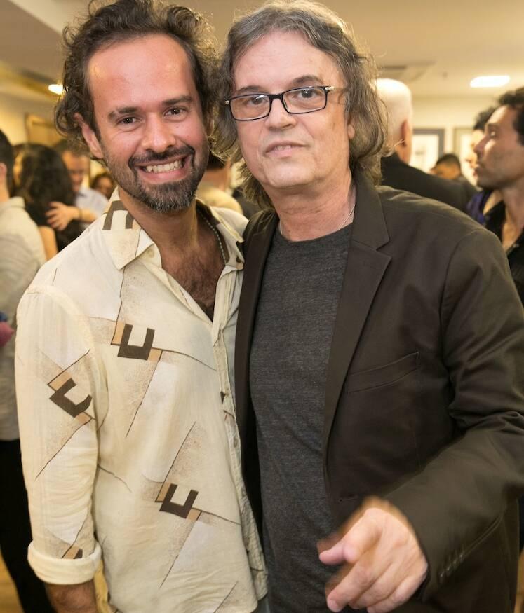 Marcelo Jeneci e Dadi
