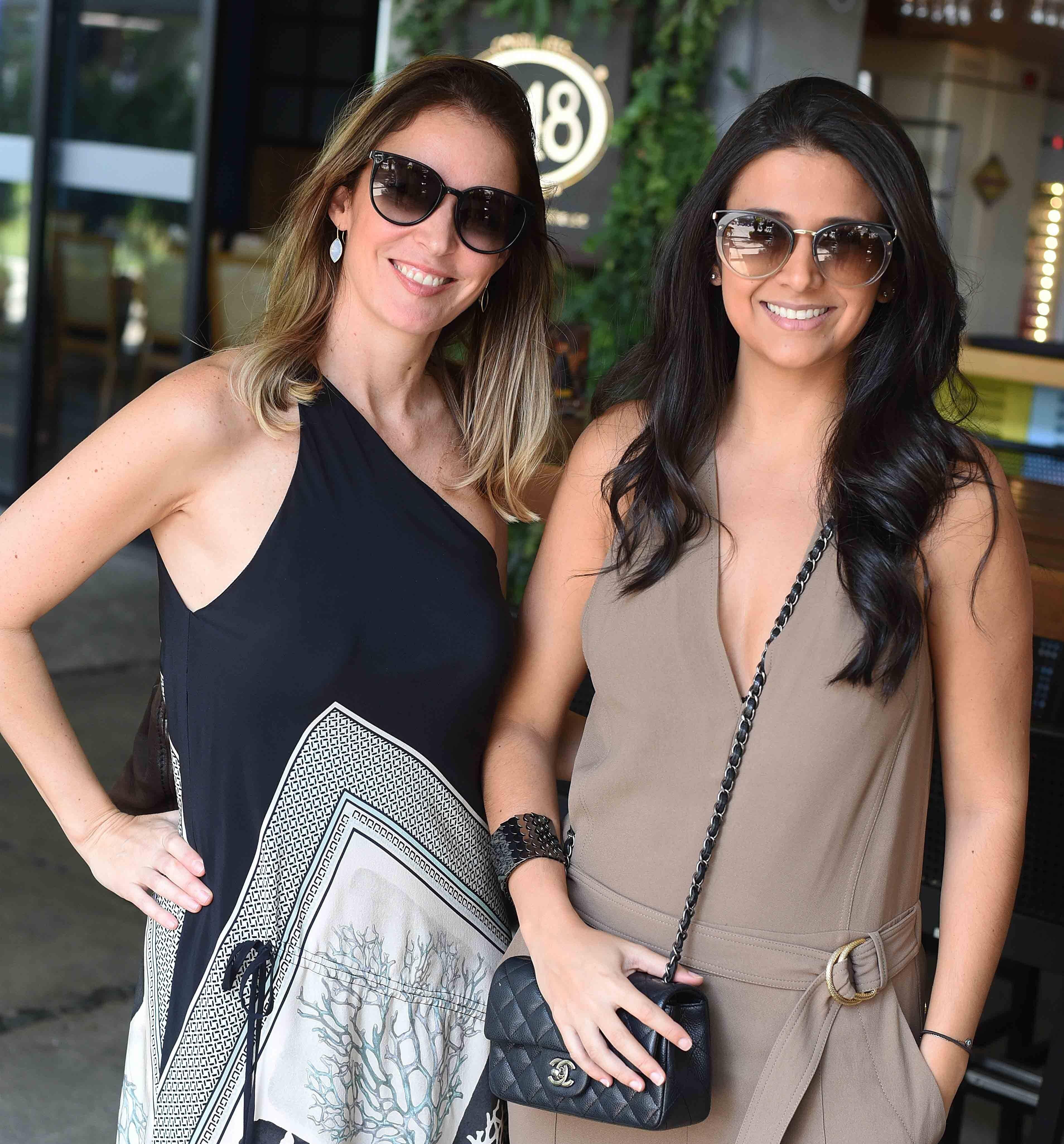 Mayene Precioso e Yasmin Monnerat /Foto: Ari Kaye