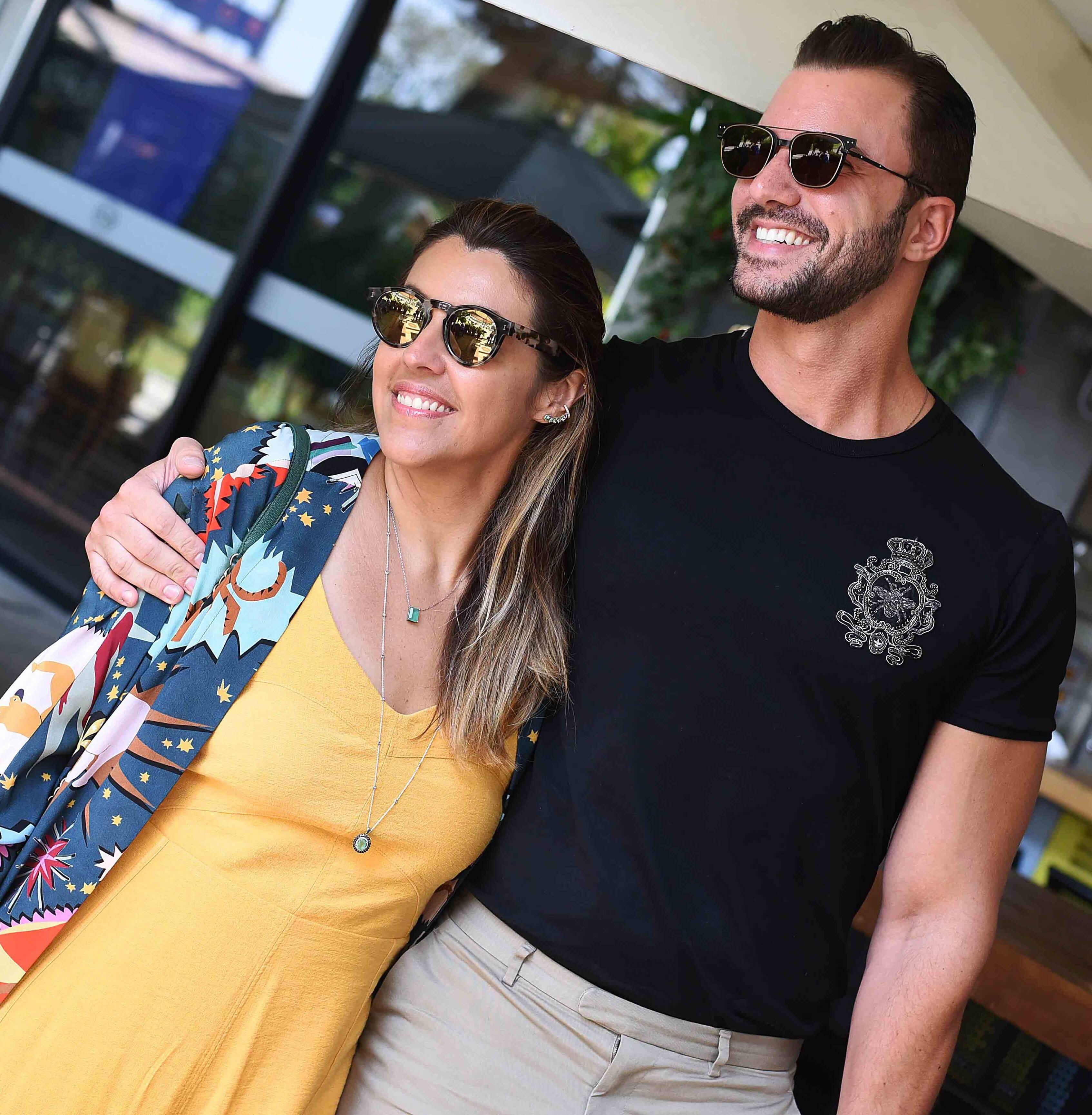 Bianca da Hora e Rodrigo Beze /Foto: Ari Kaye