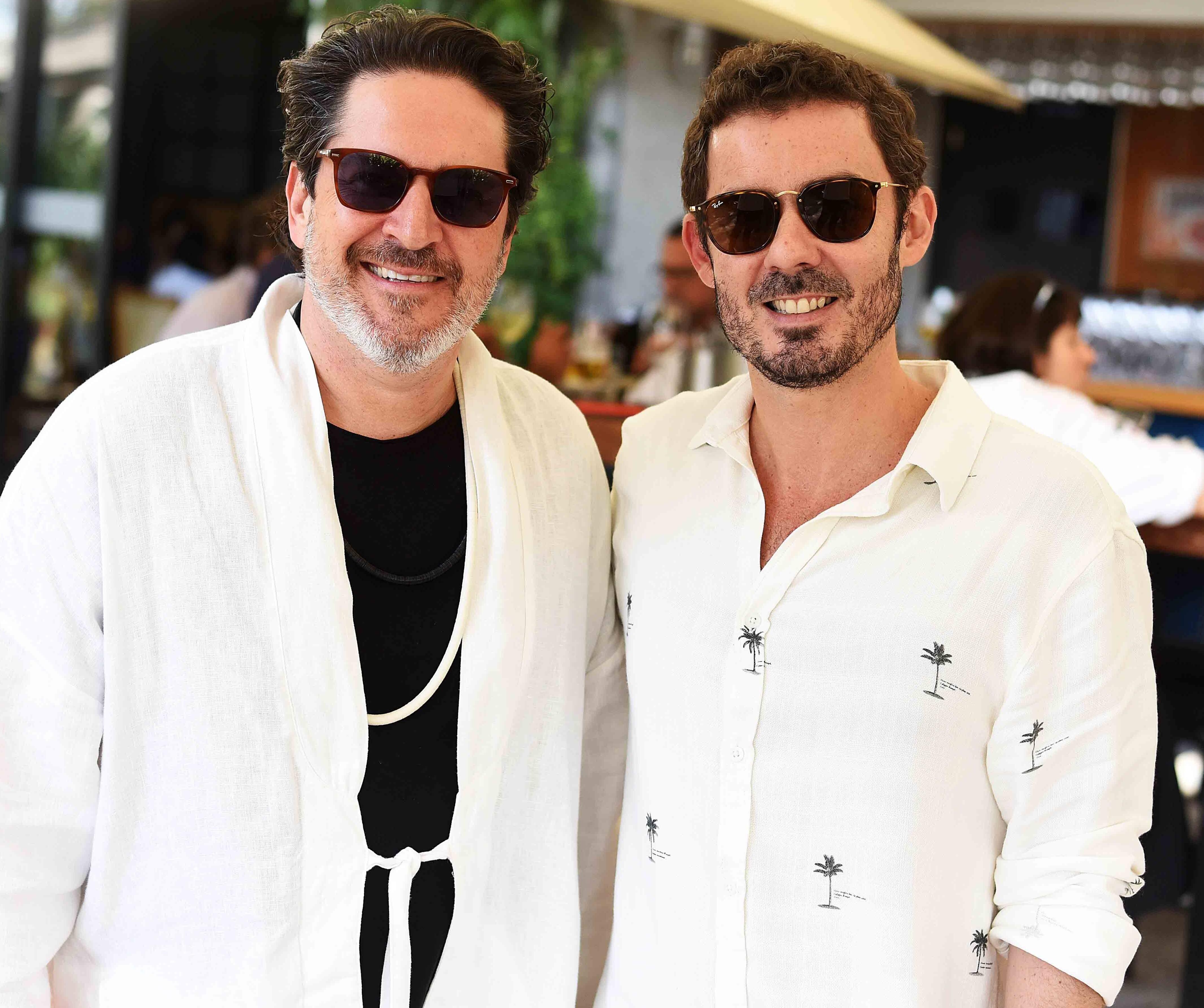 Celso Rayol e Henrique Ramalho /Foto: Ari Kaye