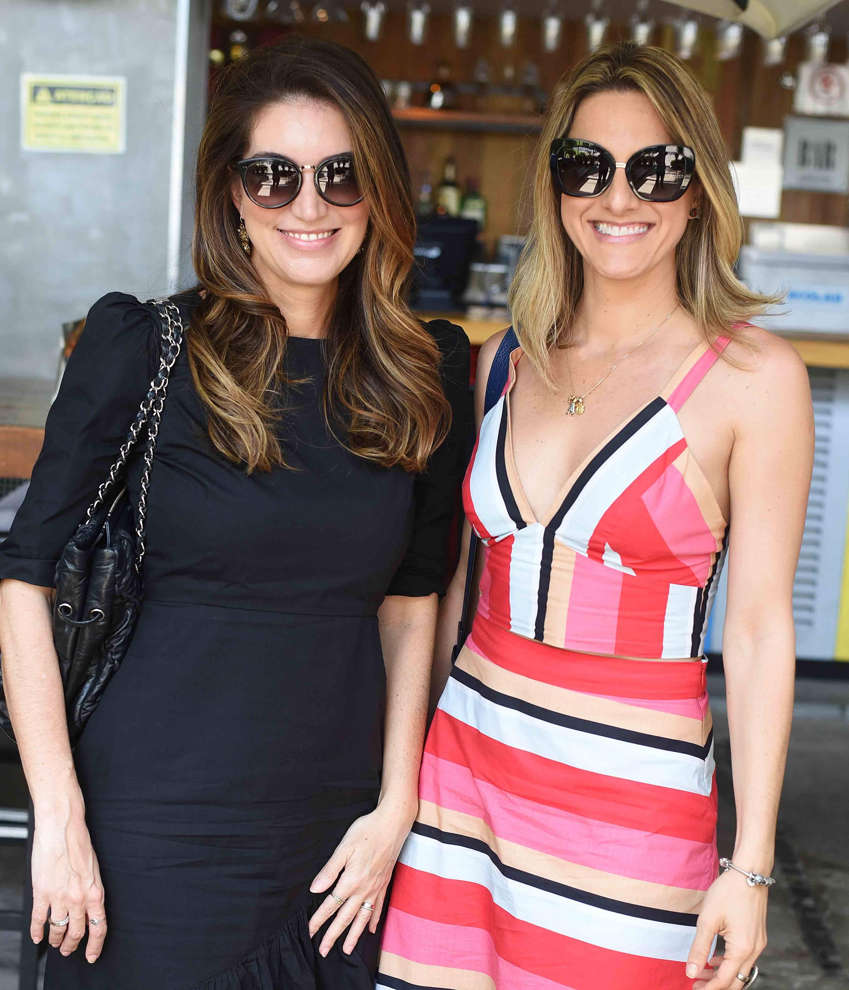 Izabela Lessa e Fernanda Mancini /Foto: Ari Kaye
