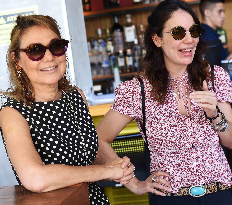 Marcia e Manu Müller /Foto: Ari Kaye