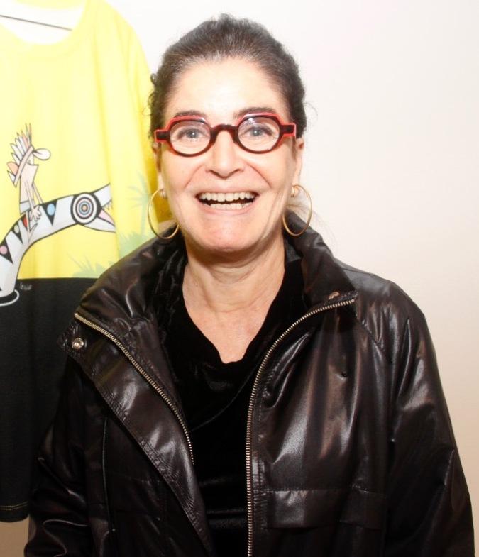 Glória Kalil /Foto: Leda Abuhab