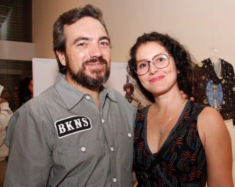 Fernando Faleiros e Poliana Villas Boas /Foto: Leda Abuhab