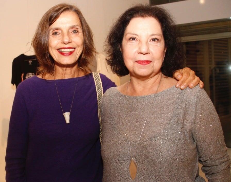 Iris Di Ciommo e Sonia Kiss /Foto: Leda Abuhab
