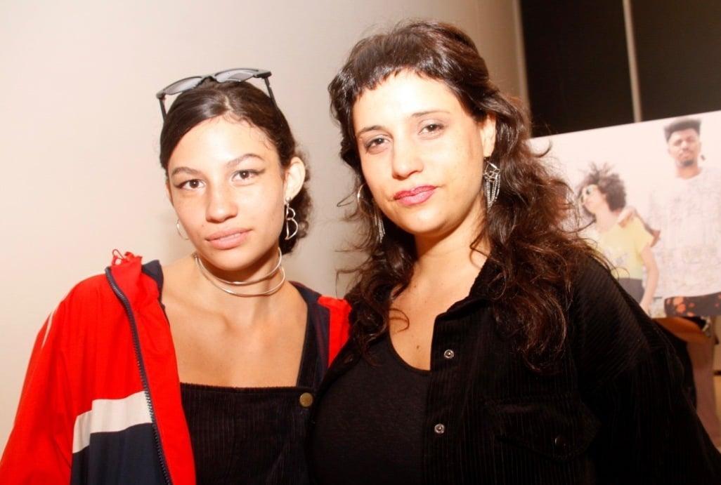 Ariane Aparecida e Martha Kiss /Foto: Leda Abuhab