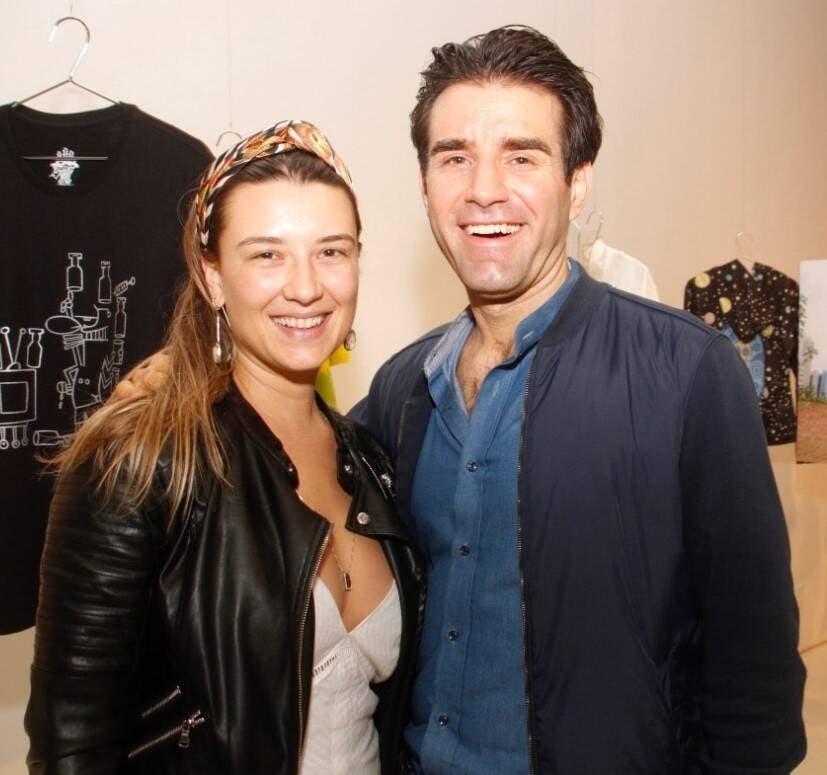 Camila Rioja e Anthony Giuliani /Foto: Leda Abuhab