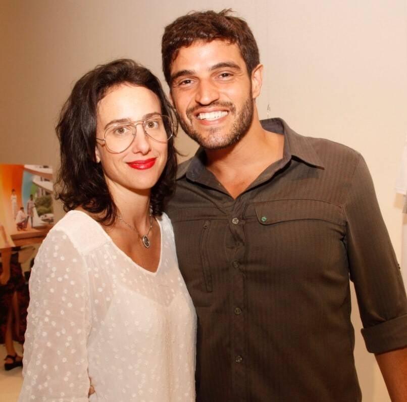 Carolina Mauro e Antonio Inserra /Foto: Leda Abuhab