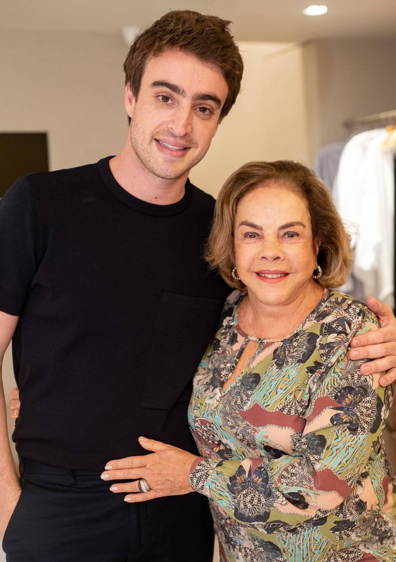 Eduardo Toldi e Regina Rique /Foto: Renato Wrobel