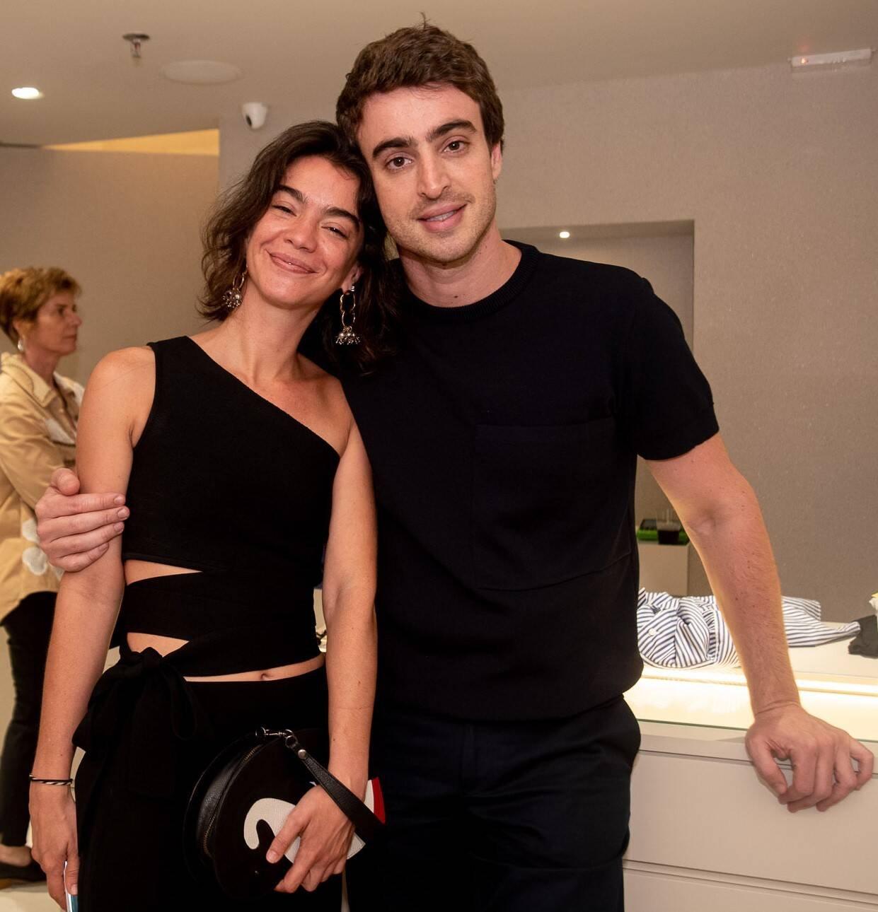 Luiza Mendlowicz e Eduardo Toldi  /Foto: Renato Wrobel