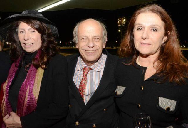 Ana Maria Tornaghi, Ivan Cardoso e Cristina Oswaldo Cruz