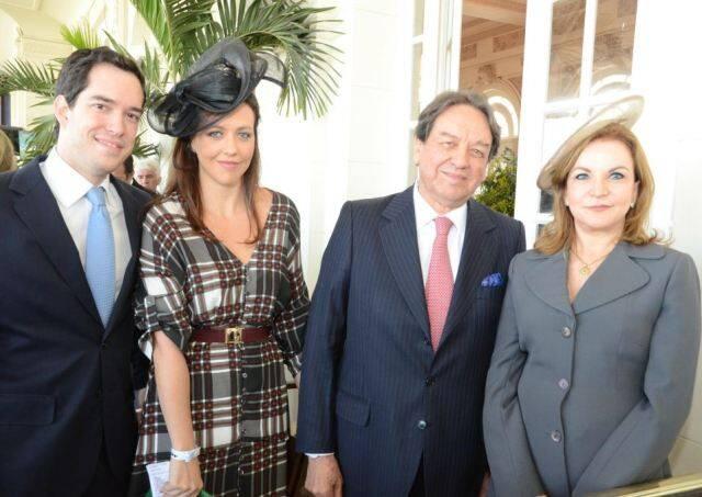 Breno Filho e Isabela Neves, Breno Neves e Marcia Pinheiro Guimarães