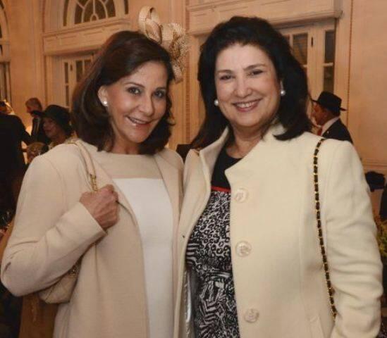 Cristina Almeida e Sofia do Rego Lins