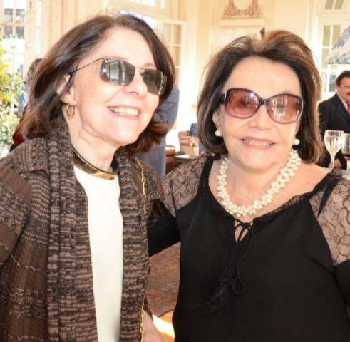 Cristina Couto e Gilza Affonseca