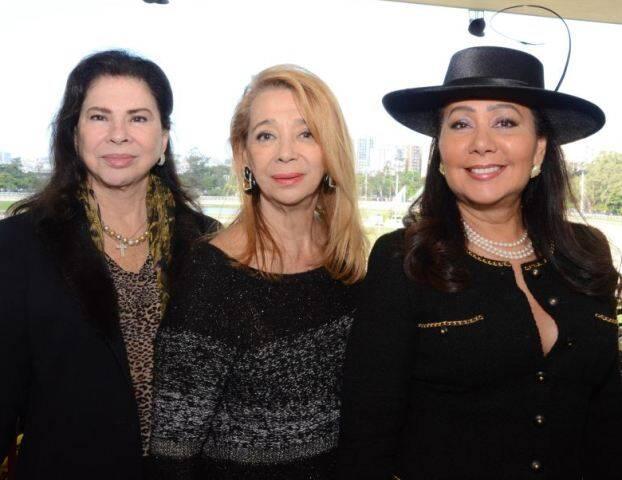 Diana Azambuja, Neném Cavalcanti e Rosângela Oliveira