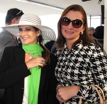 Gisel Markenson e Alessandra Jorquetra
