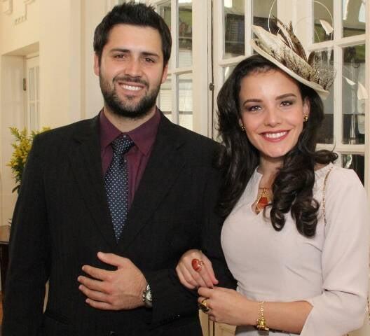 Jonatan Tonieto e Bibiana Lottici