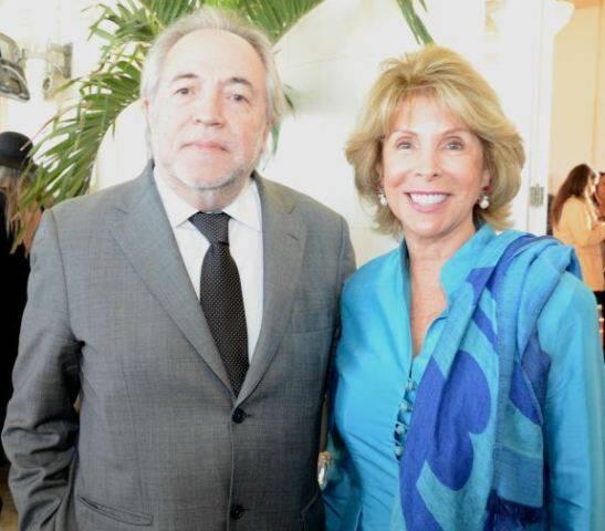 Jorge Couto e Vera Tostes