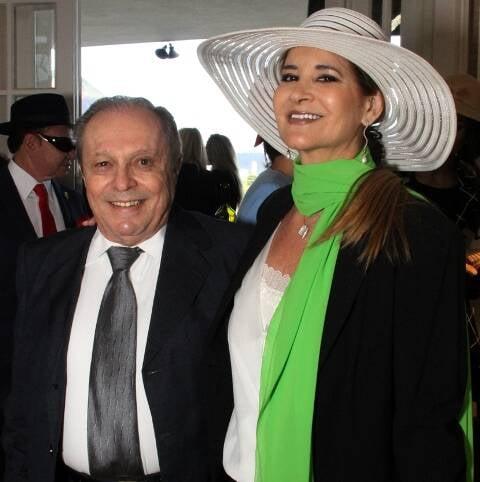 Ricardo e Gisela Markenson
