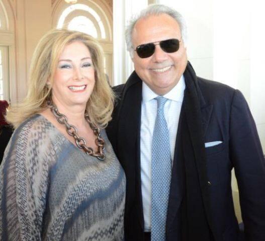 Sheyla Barros e Franklin Toscano