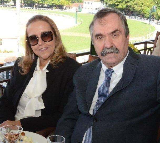Denise e Luiz Fernando Dannemann