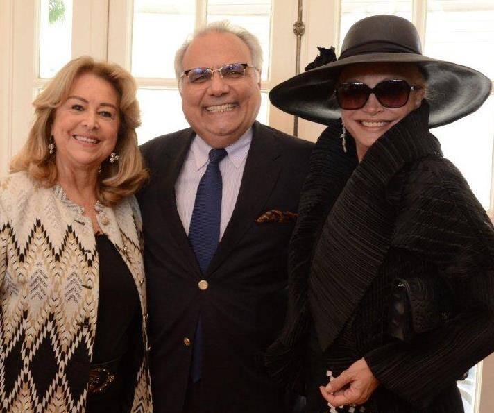 Diana Vianna, Franklin Toscano e Tânia Drumond