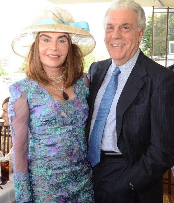 Helen e Sergio Meireles de Barcelllos
