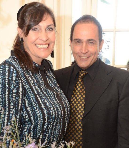 Isabelle Cury e Wanderson de Castro