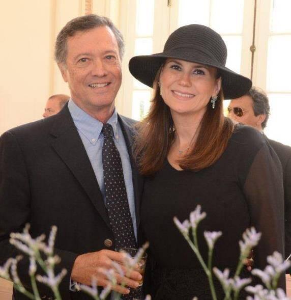 João Eduardo Martins e Karin Gottlieb