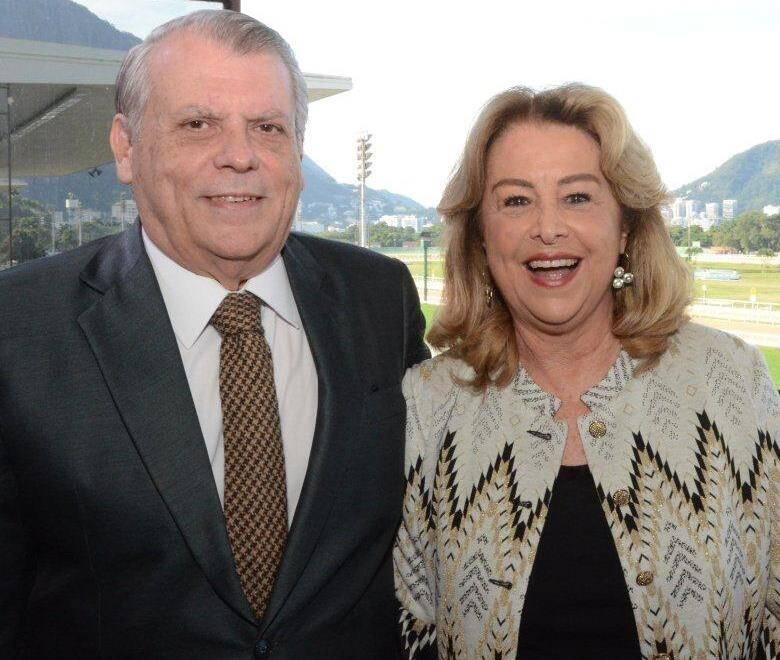 Antonio Cláudio e Diana Vianna