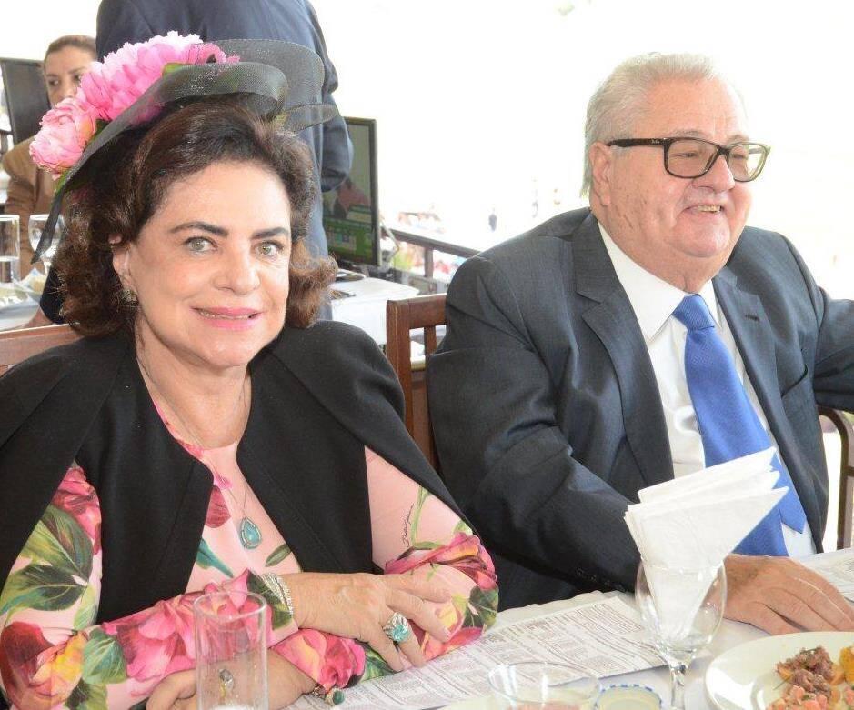 Cristina e Afonso Burlamaqui