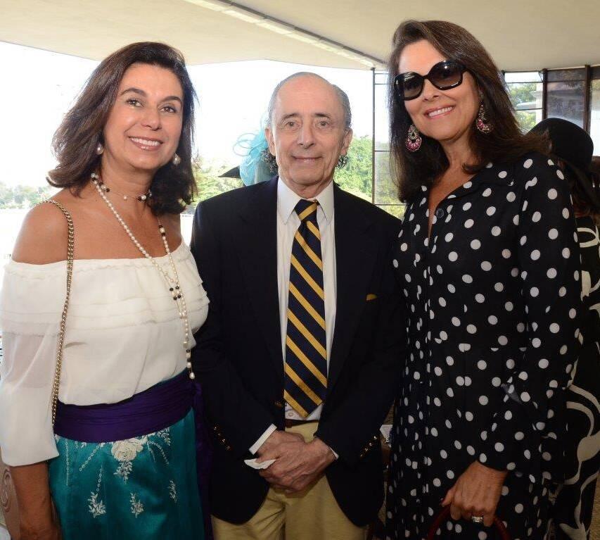 Vera Mollica, Arnon Elkind e Loretta Gama  /Foto: Marco Rodrigues