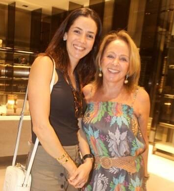 Camila Lima Rocha e Graça Oliveira Santos