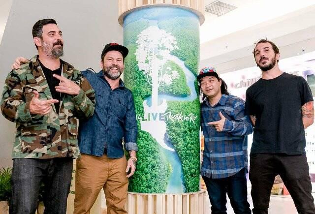 BR (Bruno Bogossian), Toz, Tinho e Mateu Velasco