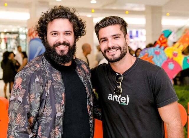 Ludwig e Luiz Alberto Danielian