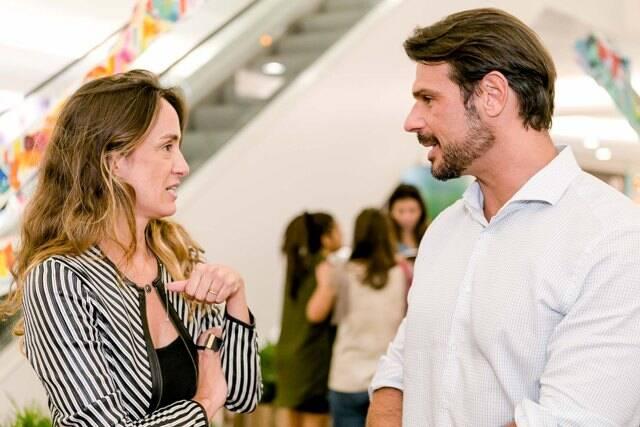 Roberta Coelho e Henrique Baez