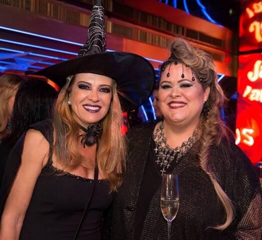 Debora Barbosa e Suzana Portella