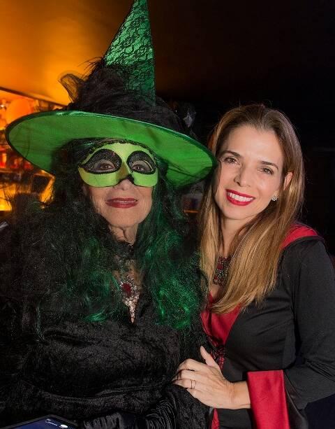 Eliana Moura e Andrea Schuback