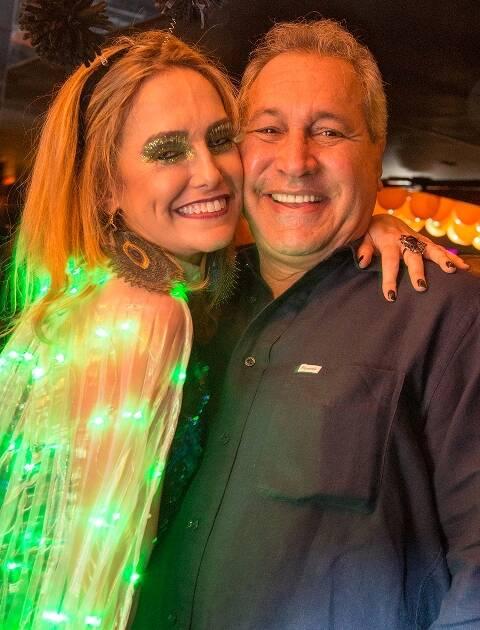 Georgia e Miguel Buffara