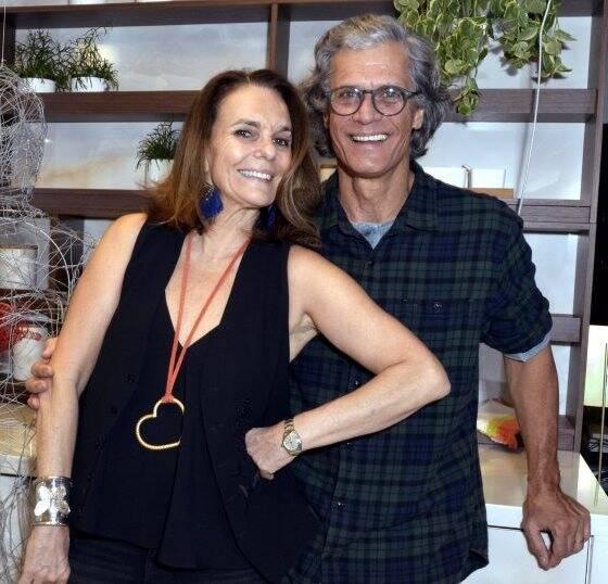 Patricia Secco e Ricardo Hachiya