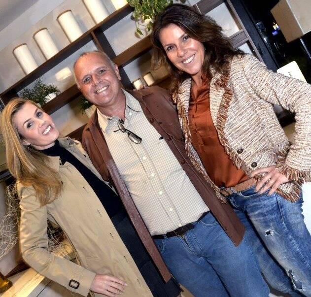 Juliana Neves de Castro, Chico Vartulli e Andréa Neves Duarte