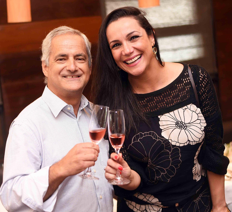 Antonio Campos e Elaine de Oliveira /Foto: Ari Kaye