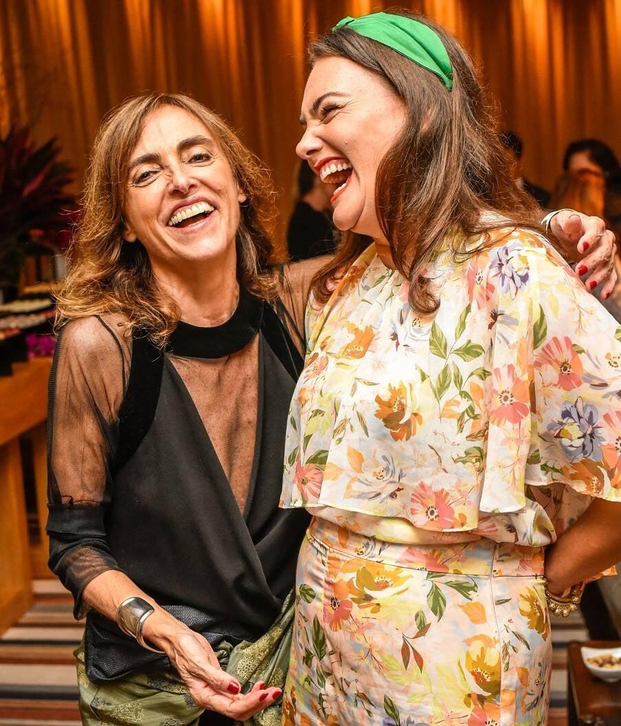 Patricia Carta e Maria Antonia Bocayuva  /Foto: Mariama Prieto